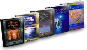 Bruce Moen Podróże do życia po życiu książki